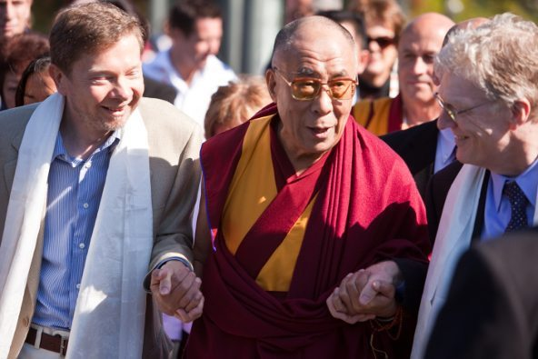 Tolle, Eckhart Tolle, Dalai Lama, Richard Joy, recovering man, recovering-man.com